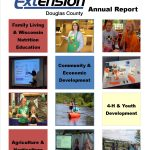 2015 Annual Report UWEX_Douglas Cover