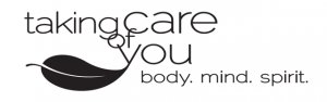 Taking care of you logo